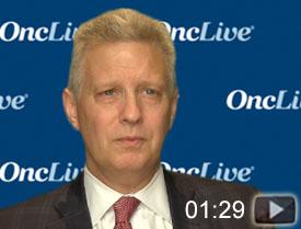 Dr. Flinn on the RELEVANCE Trial in Follicular Lymphoma