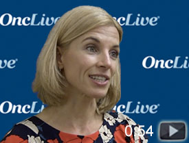 Dr. Backes on Safety Profile of Lenvatinib and Weekly Paclitaxel in Endometrial Cancer