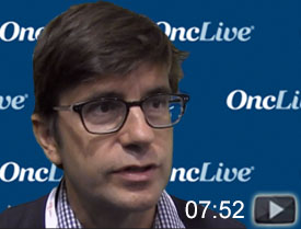 Dr. Forster on Recent Data With Lurbinectedin in SCLC