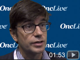 Dr. Forster on Next Steps With Lurbinectedin in SCLC