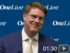 Dr. Freedland on Diet and Lifestyle Interventions in Patients With Prostate Cancer