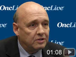 Graham Dixon on Belinostat Plus CHOP in Patients With T-Cell Lymphoma