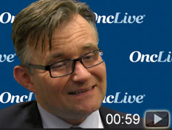 Dr. Nowakowski on Using Patient Performance Score and Age for MCL Treatment