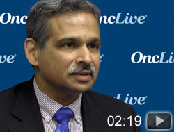 Dr. Gadgeel on Pembrolizumab/Chemo Combo in NSCLC