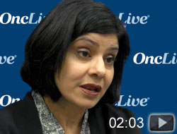 Dr. Gandhi on Pembrolizumab/Chemo Findings in NSCLC and FDA Approval