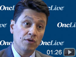 Dr. Garcia on Selecting Second-line Immunotherapy in Bladder Cancer