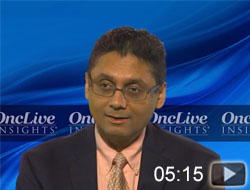 Goals of Therapy in Metastatic Gastric/GEJ Cancer