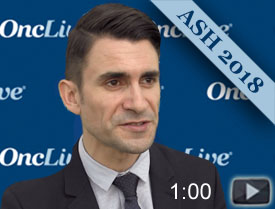 Dr. Gauthier on Findings for CD19-Targeted CAR T Cells Plus Ibrutinib in CLL