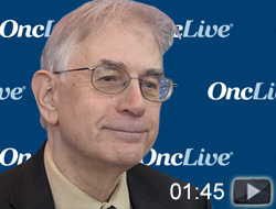 Dr. Sledge on Impact of CDK 4/6 Agents in Breast Cancer