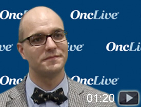 Dr. Gerds on Design and Safety Analysis of a Trial With Luspatercept in Myelofibrosis