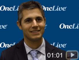 Dr. Gerson on Venetoclax/Obinutuzumab Combination in CLL