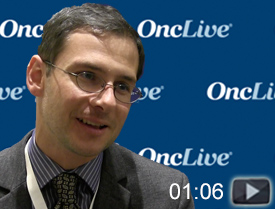 Dr. Geynisman on Sequencing of Agents for Kidney Cancer