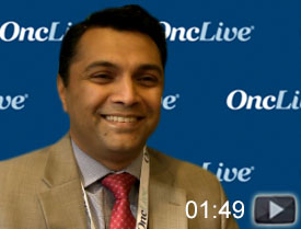 Dr. Ghosh on PET-Adapted Therapy in Patients With Hodgkin Lymphoma