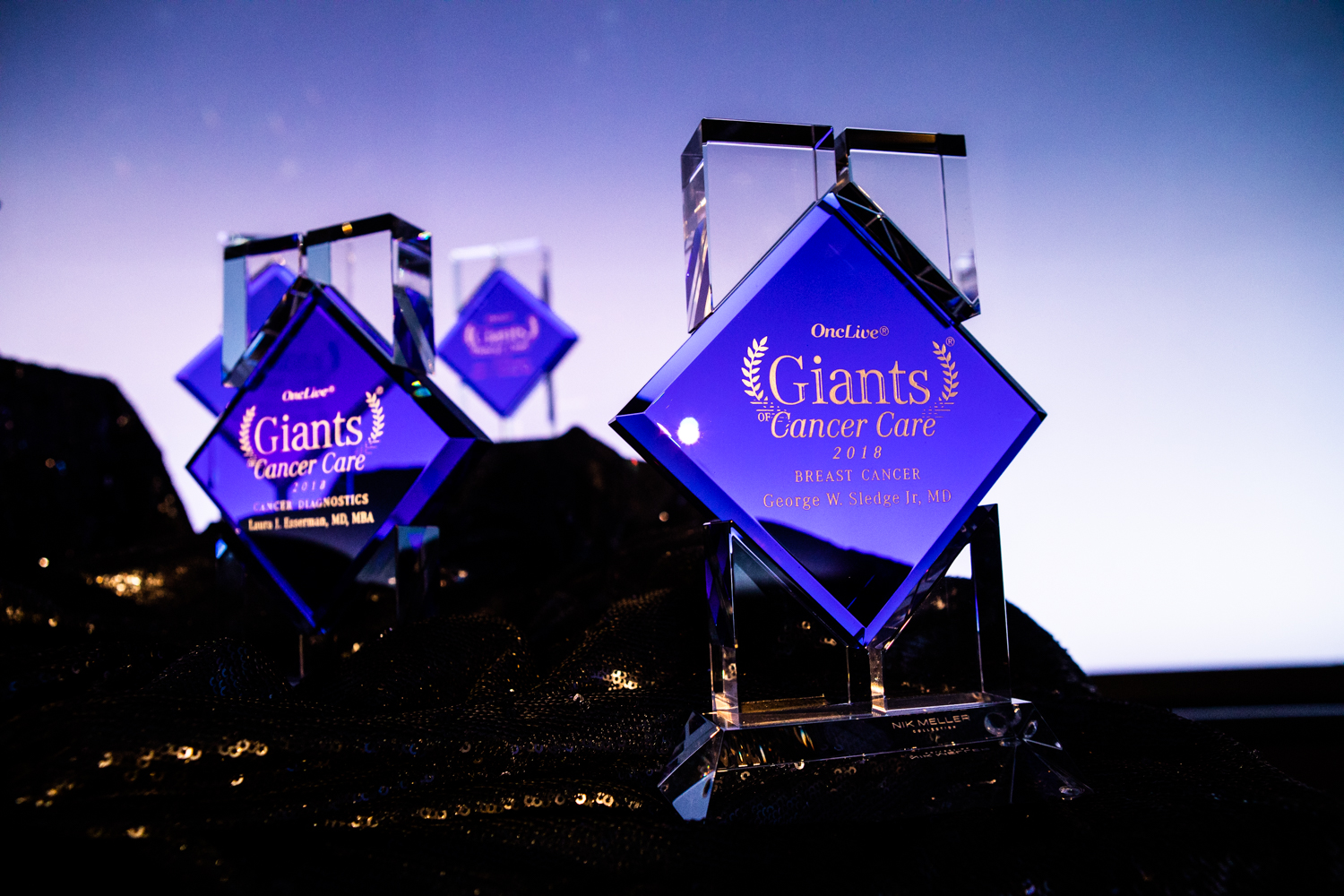 OncLive to Induct the 2019 Class of Giants of Cancer Care