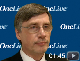Dr. Gieschen on Toxicities Associated With Radiation Therapy in Prostate Cancer