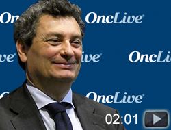 Dr. Salles on Frontline Management of Follicular Lymphoma