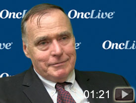 Dr. Glaspy on Immunogenicity in Ovarian Cancer
