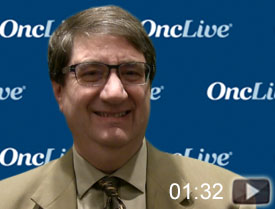 Dr. Goldberg on FDA-Approved Agents for Patients With AML