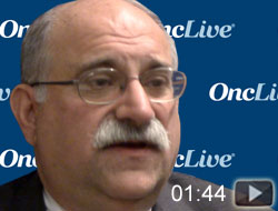 Dr. Gomella on Current Perspectives on Prostate Cancer Screening