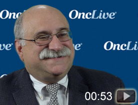 Dr. Gomella on Potential Impact of Targeted Therapy Approvals on Genetic Testing in Prostate Cancer