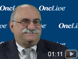 Dr. Gomella on the Evolution of AR Inhibitors in Prostate Cancer