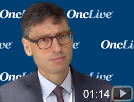 Dr. Gonzalez-Martin on Rationale for Phase III PRIMA Trial in Advanced Ovarian Cancer