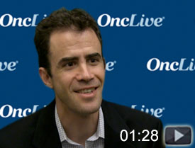 Dr. Gordan on Molecular Diagnostics in Biliary Tract Cancers