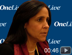 Dr. Gordon on Toxicities With Immunotherapy in Osteosarcoma