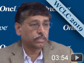 Dr. Govindan on the Phase I Results of AMG 510 Evaluated in NSCLC