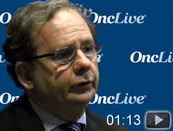 Dr. Goy on Maintenance Strategies in MCL Treatment