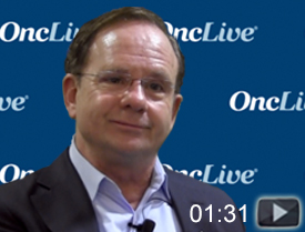 Dr. Goy on Treating Older Patients With MCL