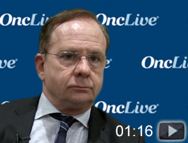Dr. Goy on the Utility of Novel Agents in MCL
