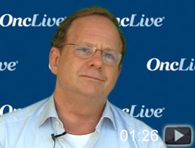 Dr. Goy on the Combination of Biological Therapies in Relapsed MCL