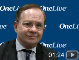 Dr. Goy on Preliminary Data With Ibrutinib/Venetoclax in Relapsed/Refractory MCL