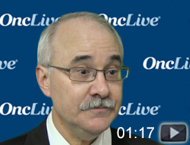 Dr. Graziano on Sequencing Targeted Therapy in NSCLC
