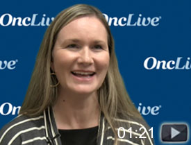 Heather Greene on Immune-Related Adverse Events in Patients With NSCLC