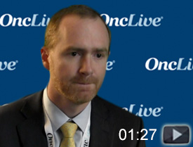 Dr. Grigg on Frontline Tyrosine Kinase Inhibitors in RCC