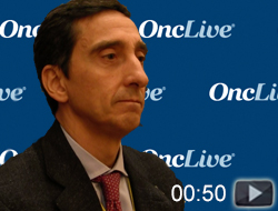 Dr. Grignani on the Patient Population of Trabectedin for Sarcoma