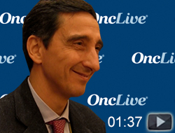 Dr. Grignani Discusses the Safety Profile of Trabectedin in Sarcoma