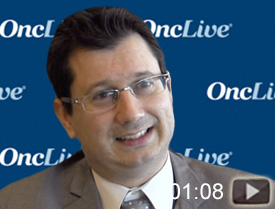 Dr. Grivas on Comparisons Between ATM and BRCA1/2 Mutations in mCRPC