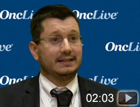 Dr. Grivas on the IMvigor211 Trial in Metastatic Urothelial Carcinoma