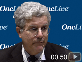 Dr. Grossbard on the Activity of Venetoclax in Follicular Lymphoma