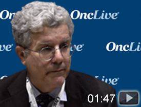 Dr. Grossbard on the Utility of PI3K Inhibitors in Follicular Lymphoma