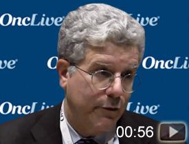 Dr. Grossbard on the DYNAMO Study With Duvelisib in Follicular Lymphoma