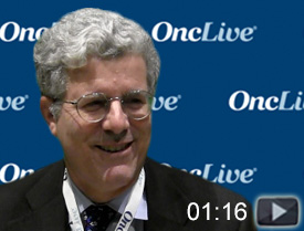 Dr. Grossbard on the Role of Maintenance Rituximab in Follicular Lymphoma