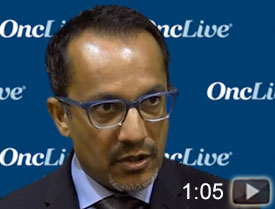 Dr. Manji on Predictive or Prognostic Biomarkers in GI Cancers