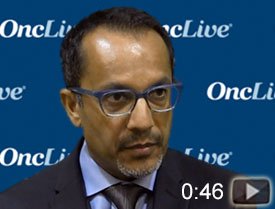 Dr. Manji on Treatment for NTRK Fusion+ CRC