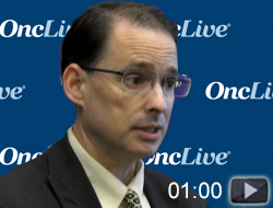Dr. Gulley on Checkpoint Inhibitors in Bladder Cancer
