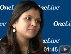 Dr. Gupta on VEGF Inhibitors Combined with Immunotherapy in Kidney Cancer