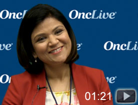 Dr. Gupta on Phase Ib/II Trial of Pembrolizumab With Bevacizumab in RCC